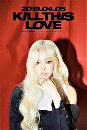 Jennie Kim's New Hair Color