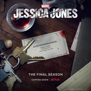 Jessica Jones - Season 3 - Poster