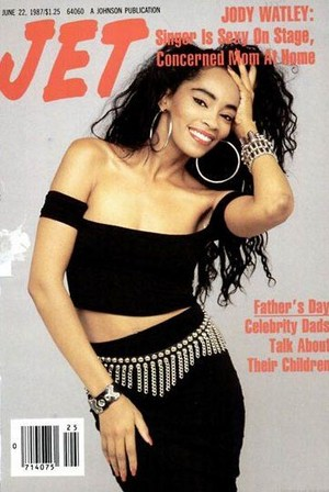 Jody Watley On The Cover Of Jet