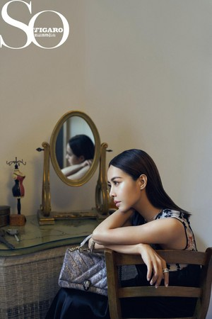Jolin Tsai for So Figaro 2019