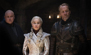 Jorah Mormont in 'A Knight of the Seven Kingdoms'