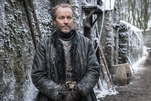 Jorah Mormont in 'Winterfell'