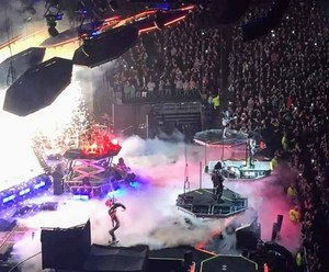 KISS ~Columbus, Ohio...March 16, 2019 (Nationwide Arena)