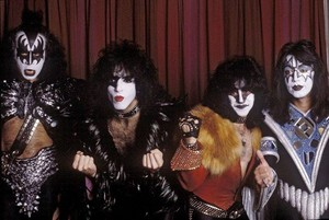 Kiss ~Leiden, Netherlands...October 5, 1980