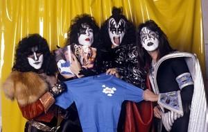 KISS ~Leiden, Netherlands...October 5, 1980