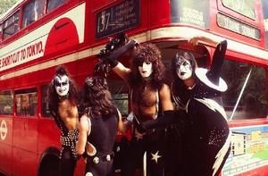 Kiss ~London, England...May 10, 1976