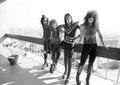 KISS ~Los Angeles, California...January 16, 1975 (Playboy Building) - paul-stanley photo
