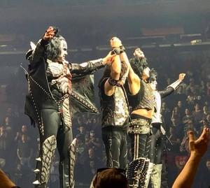 halik ~New York, New York...March 27, 2019 (Madison Square Garden)