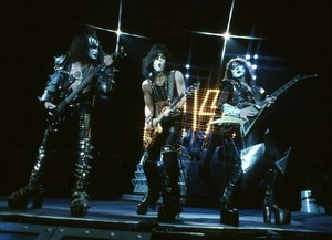 KISS ~Norfolk, Virginia...January 25, 1983