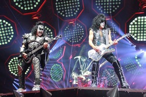 Kiss ~Tampa, Florida...April 11, 2019 (Amalie Arena)