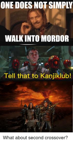 Kanjiklub Meme