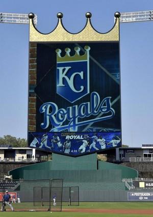 Kansas City Royals Scoreboard