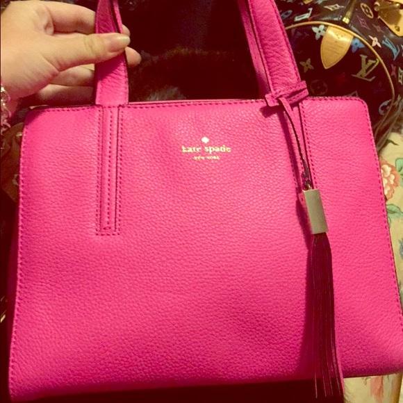 Kate कुदाल, कुदाल से खोदना Designer Handbag