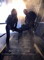Katherine McNamara - BTS - mia-smoak-queen photo
