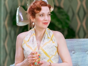 Katherine Parkinson as Judy in inicial Im Darling