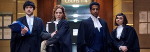 Katherine Parkinson in Defending The Guilty