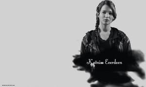 Katniss Everdeen 壁纸