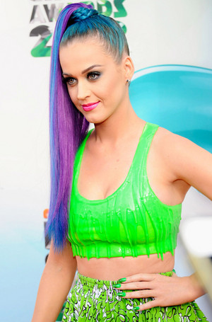 Katy Perry at Nickelodeon's 25th Annual Kids' Choice Awards