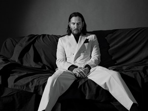 Keanu for GQ US (2019)