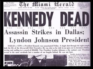 Kennedy Dead