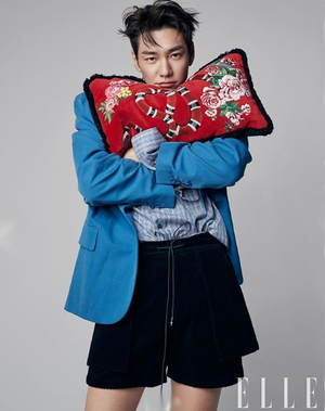 Kim Young Kwang For ELLE Korea
