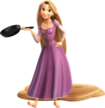 Kingdom Hearts - Rapunzel - disney-princess photo