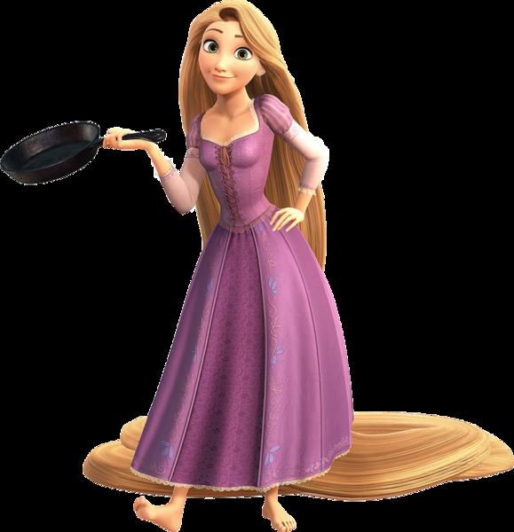 Kingdom Hearts - Rapunzel