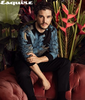 Kit Harington - Esquire Photoshoot - 2019