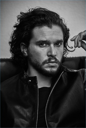 Kit Harington - icone El Pais Photoshoot - 2019