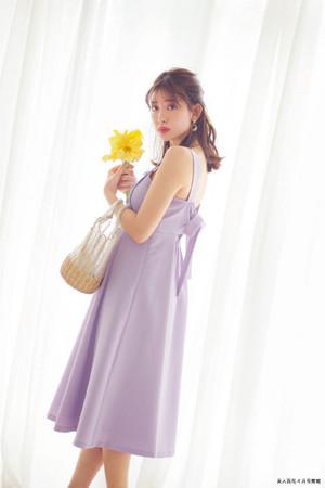 Kojima Haruna - JILL kwa JILLSTUART 2019