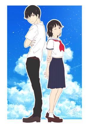 Kun and Mirai