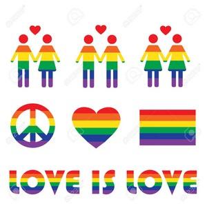 LGBT Liebe is Liebe