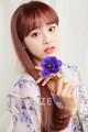 LOONA Chuu for IZE Magazine