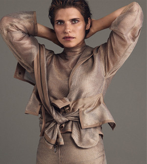 Lake Bell - Story and Rain Photoshoot - 2019
