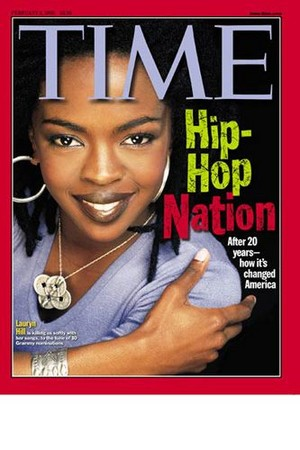 Lauryn burol On The Cover Of Time
