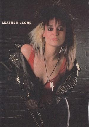 Leather Leone