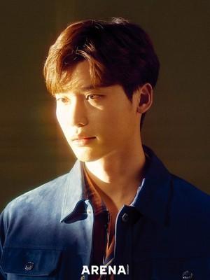 Lee JongSuk For ARENA HOMME April Issue 3