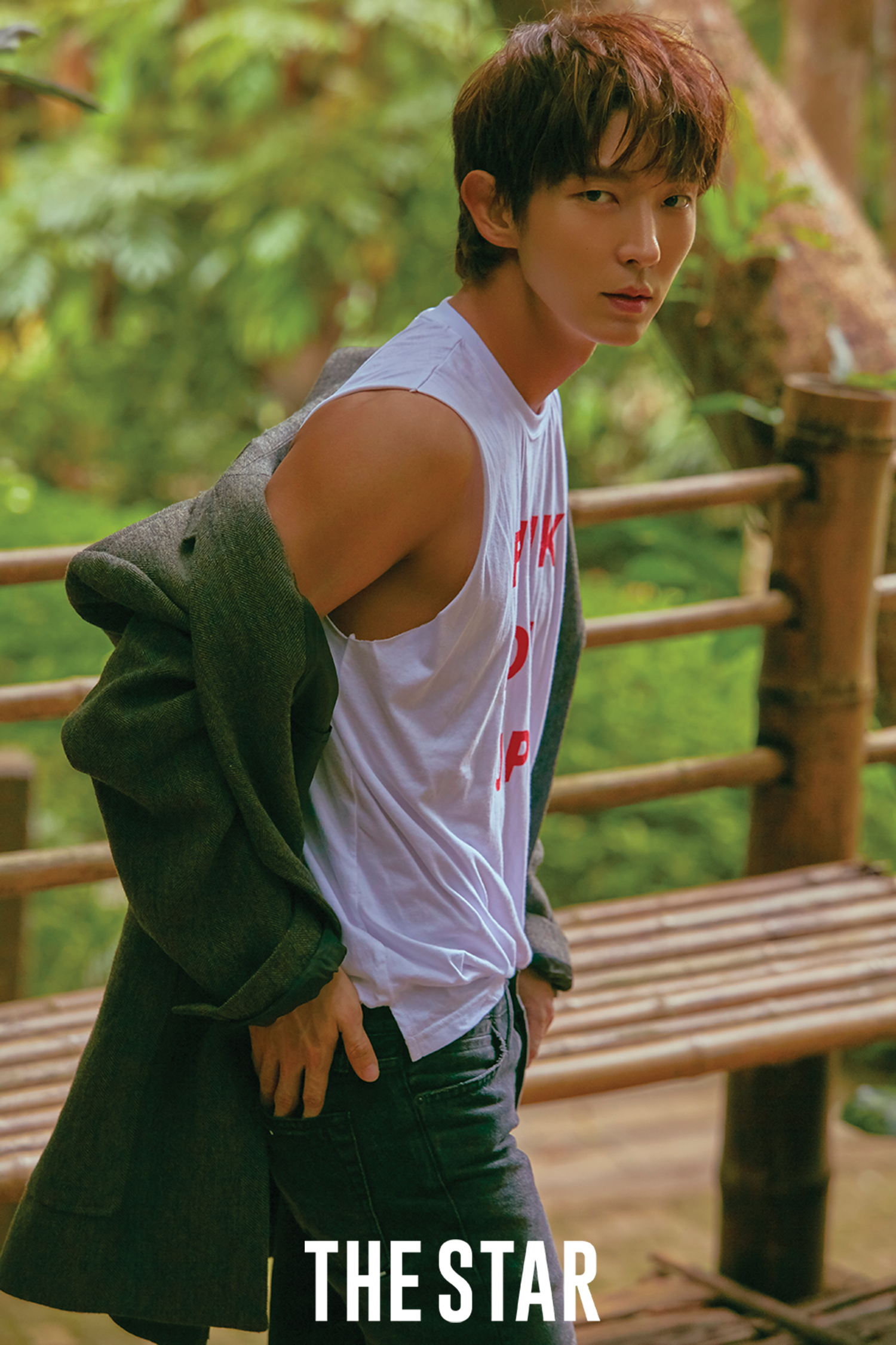 Lee JoonGi For THE bintang Magazine April Issue