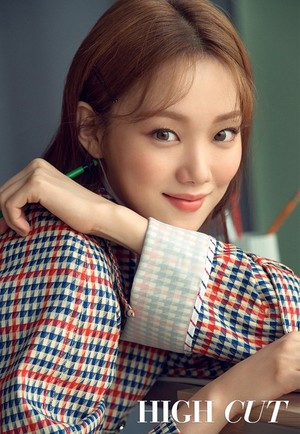 Lee SungKyung For HIGHCUT vol.239