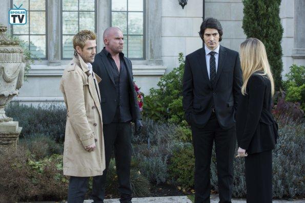 Legends of Tomorrow - Episode 4.11 - Seance and Sensibility - Promo Pics