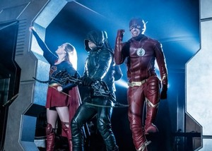 Legends of Tomorrow - Episode 4.16 - こんにちは World (Season Finale) - Promo Pics