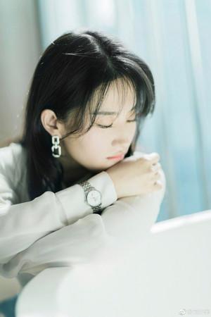 Liu Yi Fei for Tissot 2019