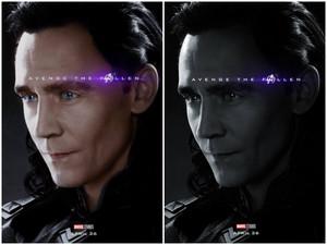 Loki Laufeyson ~Avengers: Endgame character posters