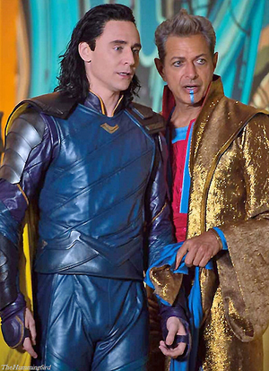 Loki and The Grandmaster ~Thor Ragnarok (2017)