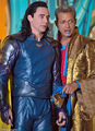 Loki and The Grandmaster ~Thor Ragnarok (2017) - loki-thor-2011 photo