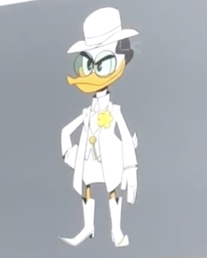 Look in season 2 John D. Rockerduck