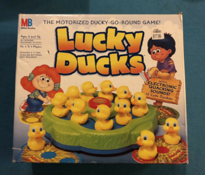 Lucky Ducks (1995)