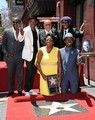 Luther Vandross Postumous Walk Of Fame Induction