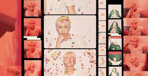 MAP OF THE SOUL PERSONA Concept fotografia version 1