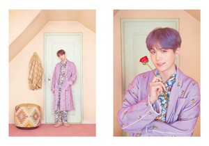 MAP OF THE SOUL PERSONA Concept фото version